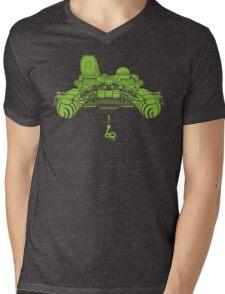 MG-SHAGOHOD Mens V-Neck T-Shirt