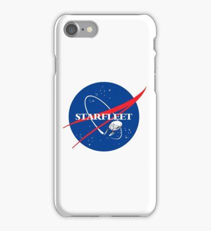 STARFLEET / NASA iPhone Case/Skin
