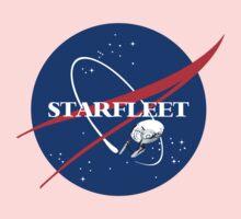 STARFLEET / NASA Baby Tee