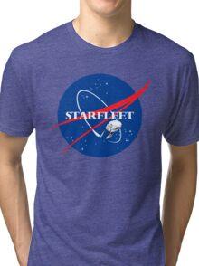 STARFLEET / NASA Tri-blend T-Shirt