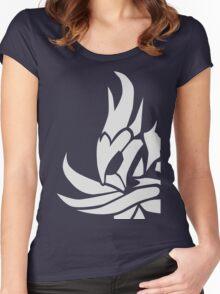 Skyrim - Daedric Armor Women's Fitted Scoop T-Shirt