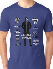 Derek Hale Quotes Teen Wolf Unisex T-Shirt