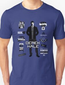 Derek Hale Quotes Teen Wolf T-Shirt