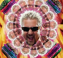 guy fieri's fried ranch pleasure dome by STORMYMADE