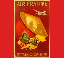Vintage poster - Extremo-Oriente Unisex T-Shirt