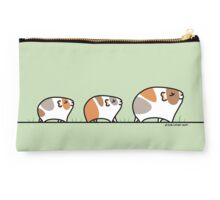 Mother Guinea-pig with Babies Studio Pouch
