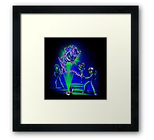 Pokebusters! Framed Print