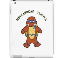 NINJABREAD TURTLE BLUE iPad Case/Skin