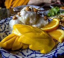 Mangos and Sticky Rice by Mikell Herrick