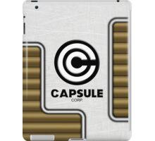 Capsule Corp. iPad Case/Skin