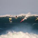 The Art Of Surfing In Hawaii 24 by Alex Preiss