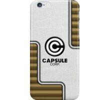 Capsule Corp. iPhone Case/Skin