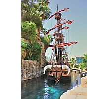 The pirate cove Photographic Print