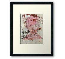 Lover... Framed Print