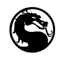 Mortal Kombat Logo by mangamaniax