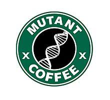 MUTANT COFFEE Photographic Print
