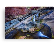 Hamersley Colours Canvas Print