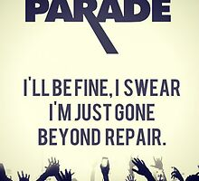 mayday parade by georgina edwards
