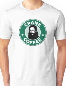 Crane Coffee Unisex T-Shirt