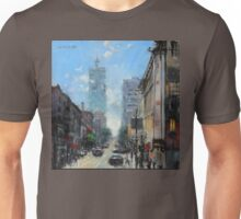 The Back Door to Nob Hill Unisex T-Shirt
