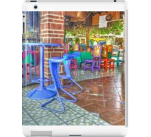 Eye candy restaurant HDR iPad Case/Skin