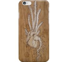 Asparagus Heart iPhone Case/Skin
