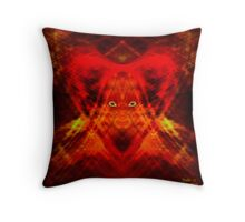 ...  Sometimes  ..  Love  really  ..  Hurts  ... Throw Pillow