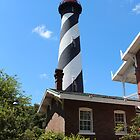 St Augustine Lighthouse by Bob Hardy
