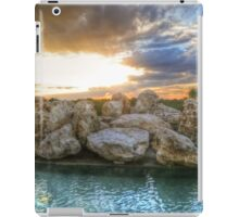 After the storm HDR iPad Case/Skin