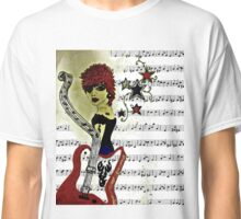 RUBY ROCKER MUSICAL Classic T-Shirt