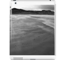 PORTSTEWART STRAND, WIND iPad Case/Skin