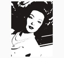 Gene Tierney In Pearls by Museenglish