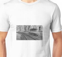 Old railway station Unisex T-Shirt