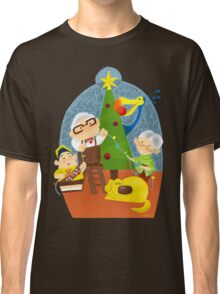 A very up christmas Classic T-Shirt