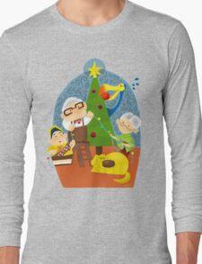 A very up christmas Long Sleeve T-Shirt