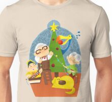 A very up christmas Unisex T-Shirt