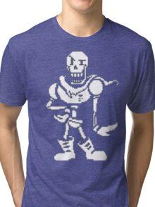 Papyrus Design Undertale Tri-blend T-Shirt