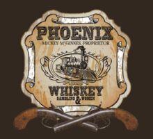 Hell on Wheels Inspired - Phoenix Saloon - Mickey McGinnes - Bohannon - Union Pacific Railroad - 1866 Nebraska - AMC Hell On Wheels by traciv