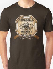 Hell on Wheels Inspired - Phoenix Saloon - Mickey McGinnes - Bohannon - Union Pacific Railroad - 1866 Nebraska - AMC Hell On Wheels T-Shirt