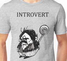 Introvert Unisex T-Shirt