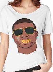 Gucci Mane-Burr-Trap God Women's Relaxed Fit T-Shirt