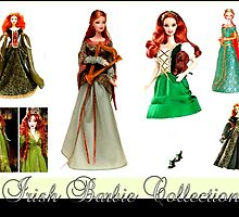 Irish Barbie Collection by ©The Creative  Minds