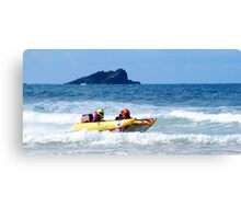 Thundercats at Fistral 6 Canvas Print