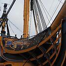 HMS VICTORY - Portsmouth - UK by Dawn B Davies-McIninch
