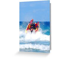 Thundercats at Fistral 7 Greeting Card