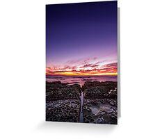 ~ the forgotten sunrise ~ Greeting Card