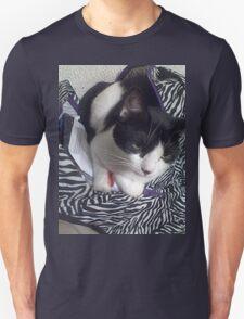 Backpack Kitty Unisex T-Shirt