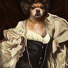 Ruffs and Collars - Kara by LiseRichardson