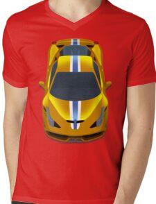Ferrari 458 speciale Mens V-Neck T-Shirt