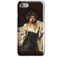 Ruffs and Collars - Kara iPhone Case/Skin